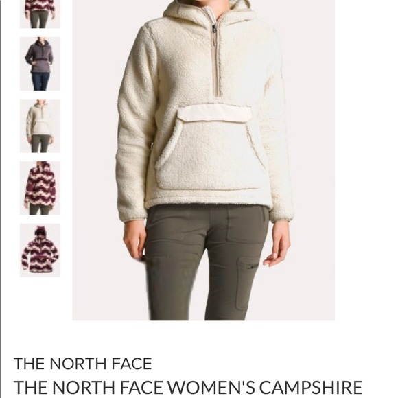f8a118b0a Women's The North Face Campshire Pullover Hoodie